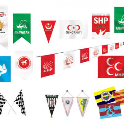 Spor Parti Bayrağı